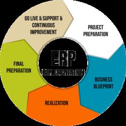 Khảo sát - Tư vấn - Giám sát triển khai ERP