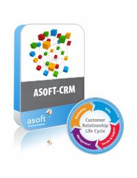 Customer Relationship Management (ASOFT<sup>®</sup>-CRM)