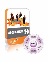 Quản trị Nhân sự-Tiền lương (ASOFT<sup>®</sup>-HRM)