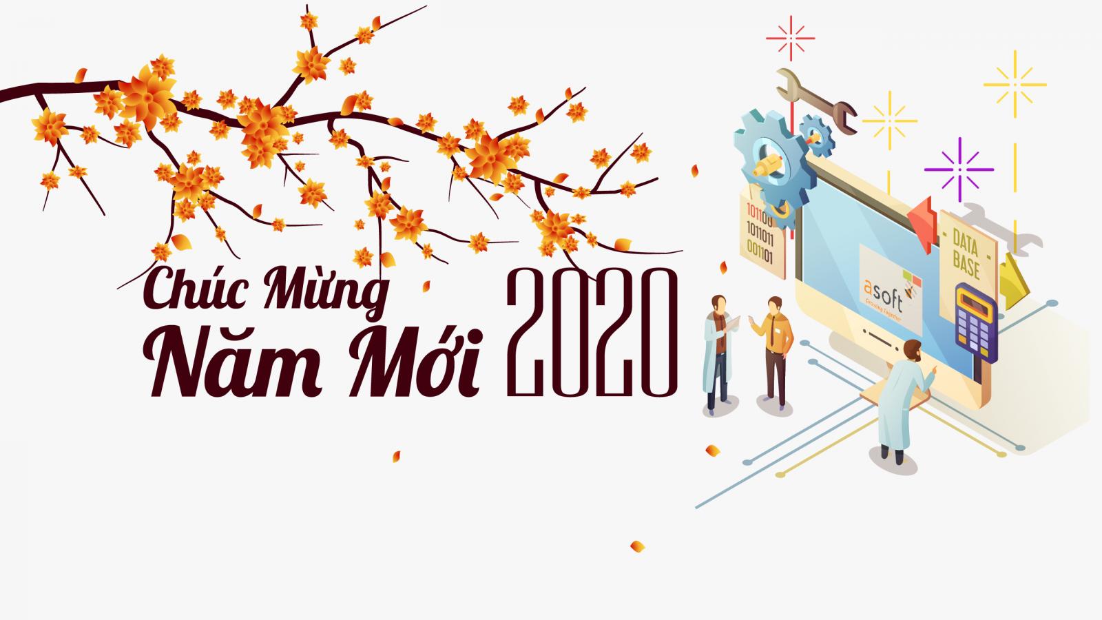 Thông báo lịch nghỉ Tết Canh Tý 2020.