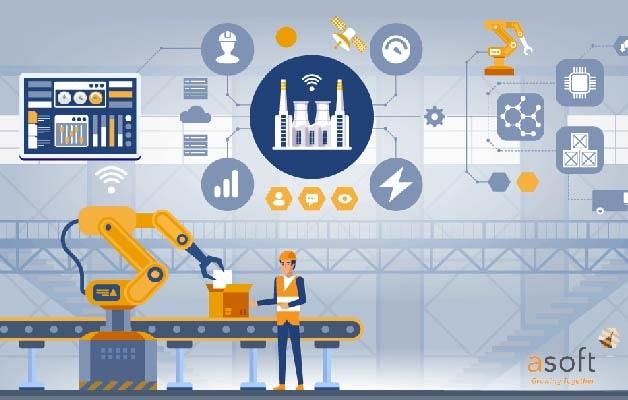 Sự thật về nhà máy thông minh và giá trị đối với công nghệ sản xuất