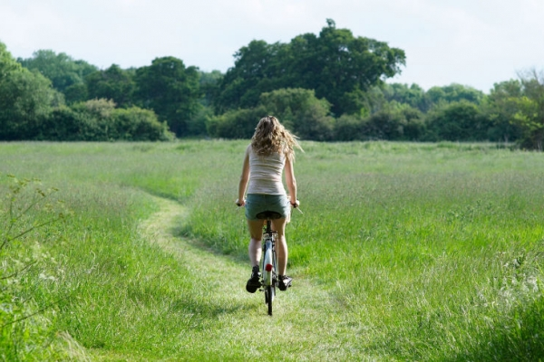 Đạp xe giúp giảm căng thẳng, mệt mỏi trong công việc